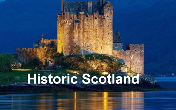 Historic Scotland – Free Ticket Giveaway