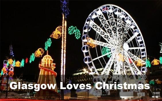 Glasgow Loves Christmas