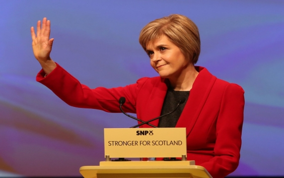First Minister Requests Referendum