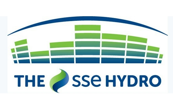 SSE Hydro Glasgow – Events List