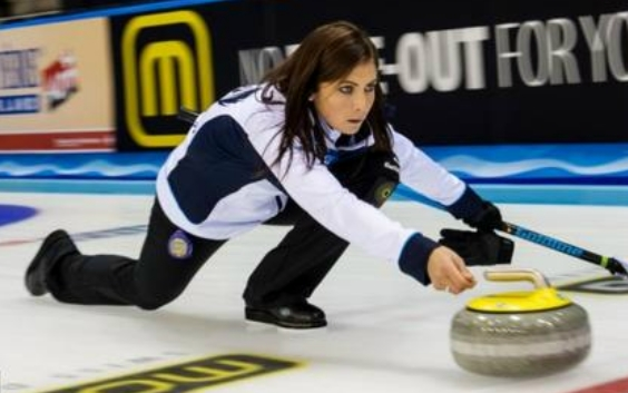 Scotland Win Bronze World Women's Curling Championship 2017