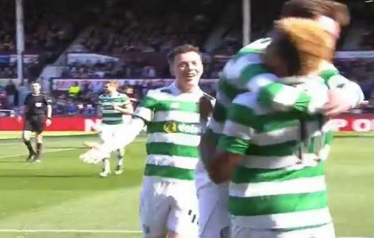 Celtic win Scottish Premiership